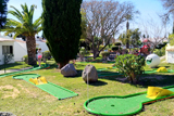 Crazy golf Rocha Brava