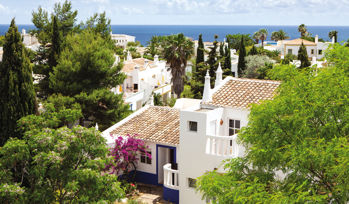 Rocha Brava resort holiday cottages