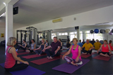 Gym at Rocha Brava