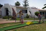 Crazy Golf at Rocha Brava