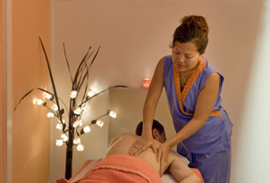 Rocha Brava Village Resort massage
